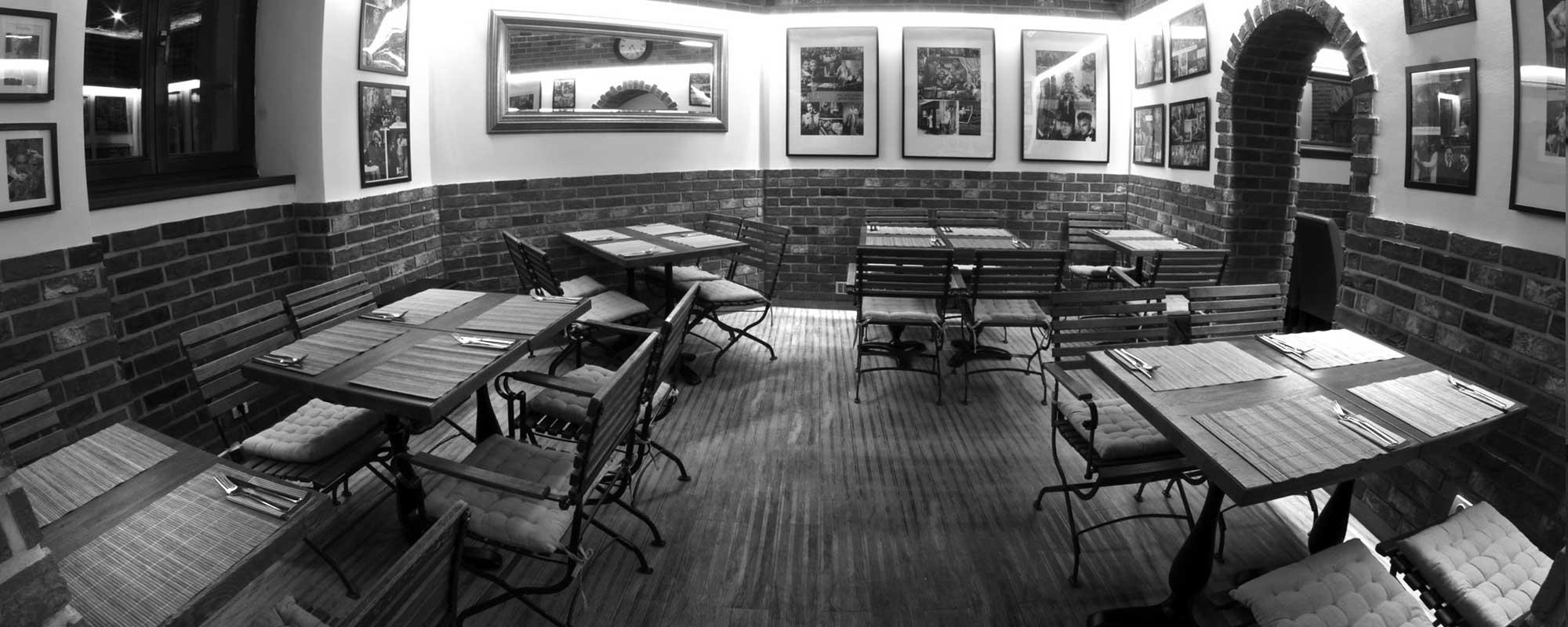 restaurace Praha 3